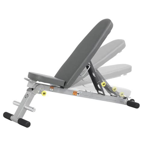 foldable fitness bench hoist fitness hf 4145 folding multi position bench gt treadmill outlet