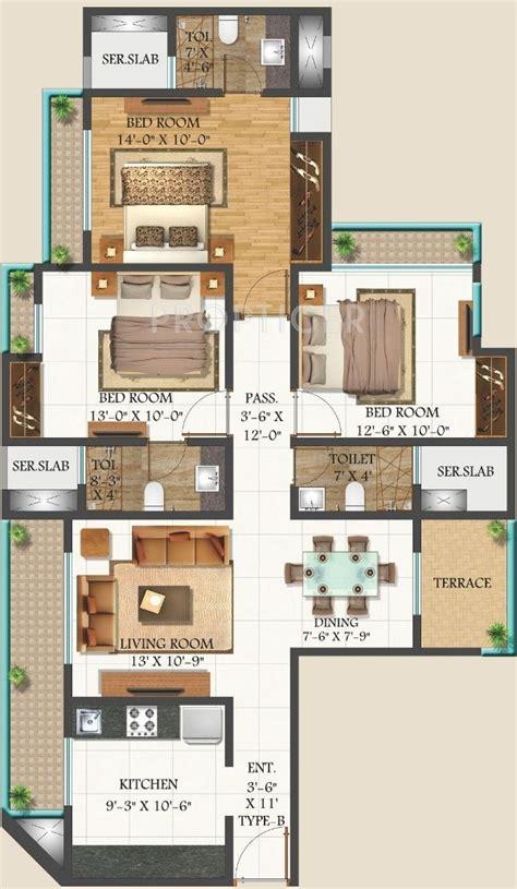 sky suite floor plan harmony sky suites in thane west mumbai price location map floor plan reviews proptiger