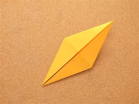 How To Make An Origami Bird Base - origami bird base step by step driverlayer search engine