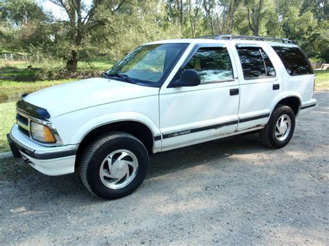 Blazer X4 1995 chevy blazer lt 4dr 4x4 project blazer forum chevy blazer forums