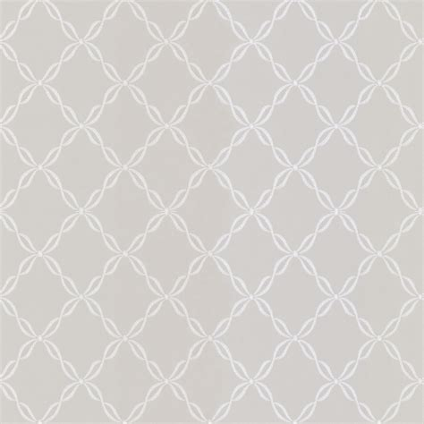 wallpaper classic modern trellis grey decor maison