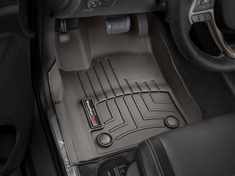 weathertech floor mats floorliner for jeep grand cherokee 2016 2017 cocoa ebay