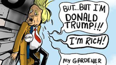 political cartoon cartoons