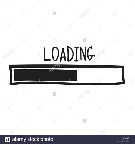 design elements for loading in vector from stock 25 eps loading progress bar design vector illustration stock