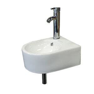 Small Porcelain Sink by Small Wall Mount Bathroom Sink Ceramic Porcelain Toilet