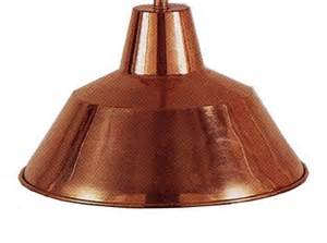 Copper Pendant Light Shade Solid Copper Ceiling Pendant Light Shade 5704b Ebay
