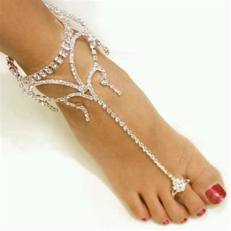 7 Ankle Bracelets by 53 Best Toe Rings And Ankle Bracelets Images On