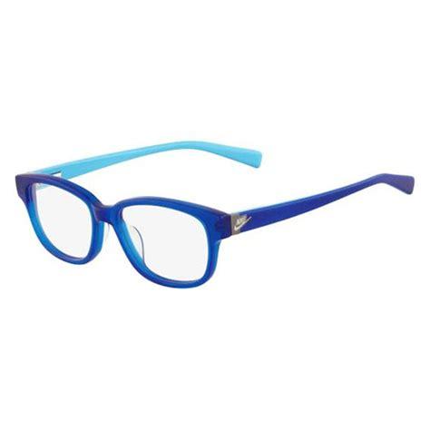 Frame Nike 7106 Fashion Unisex nike unisex eyeglasses 5516 420 gamma blue frames