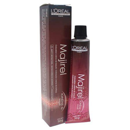 loreal professional majirel hair color 7 35 7grv loreal professional majirel 3 brown 1 7 oz hair color walmart