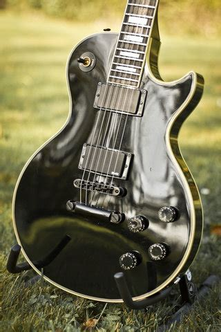 kirk hammett les paul custom new hammett s pickups confirmed the esp guitar company