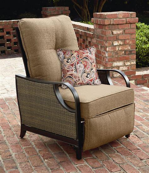 la z boy patio recliner la z boy lazy outdoor furniture charlotte patio recliner