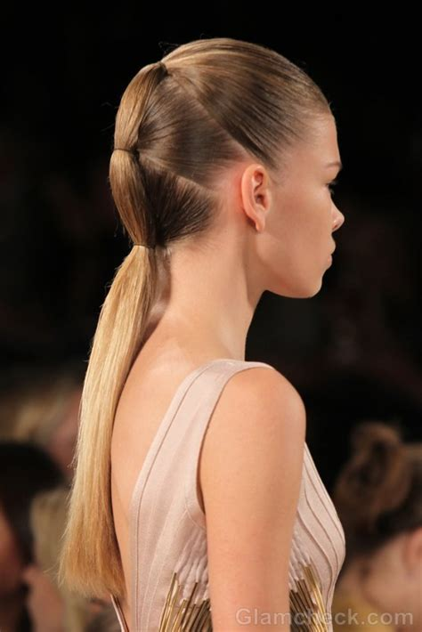 short hair ballroom styles hairstyle how to futuristic ponytail