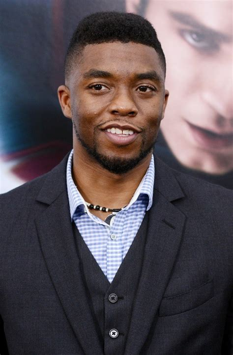 chadwick boseman chadwick boseman picture 11 world premiere of man of