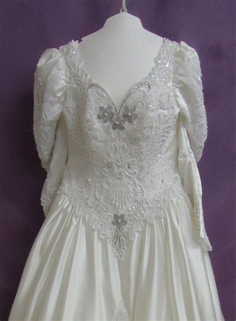 Wedding Dress Restoration by Margaret S Scottish Wedding Dress Restoration Heritage