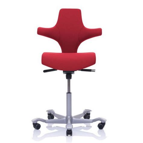 Capisco Chair by Hag Capisco 8126 Ergonomic Office Chair