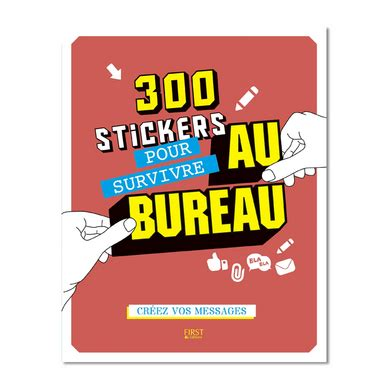stickers pour bureau stickers pour survivre au bureau 300 pi 232 ces interforum