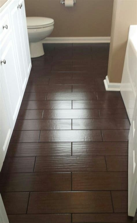 wood tile floor bathroom 30 beautiful bathroom tiles that look like wood eyagci com