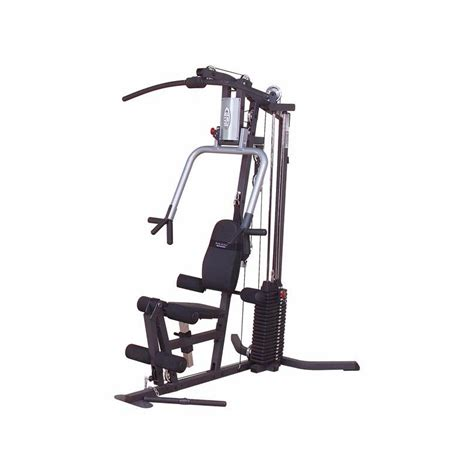 Alat Fitnes Bodytech solid g3s selectorized home