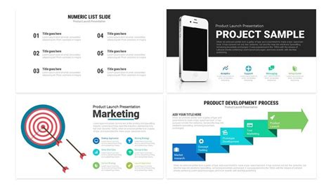 Product Launch Presentation Powerpoint And Keynote Template Slidebazaar Product Presentation Template