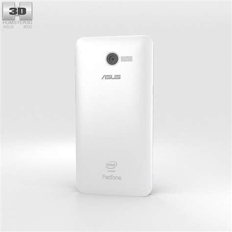 Hp Asus Zenfone 4 White asus zenfone 4 pearl white 3d model hum3d