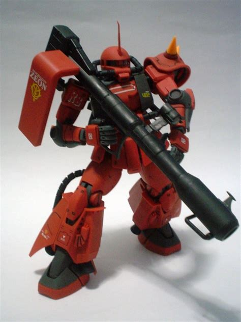 Hbj20 Hguc Ms 06r 2 Johnny Ridden Customize Zaku Ii plastic addiction hongli 1 100 mg ms 06r 2 zaku ii johnny ridden custom ver 2 0