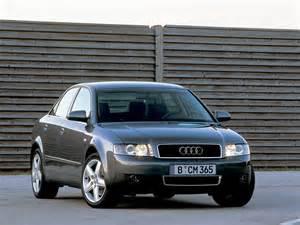 Audi A4 2000 2000 Audi A4 Review