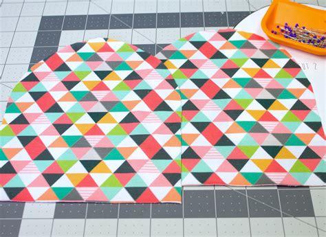 pattern fabric making jersey baby hat tutorial spoonflower blog
