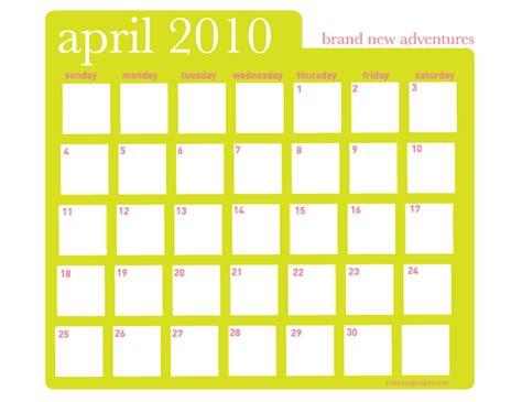 April 2010 Calendar April 2010 Calendar New Calendar Template Site