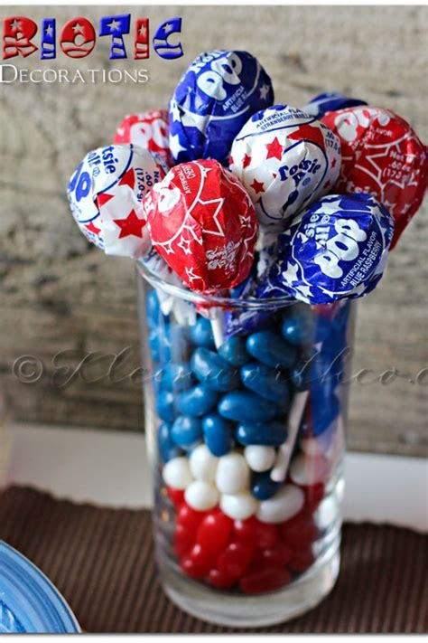 4th of july table centerpieces 25 4th of july ideas page 2 of 2 kleinworth co