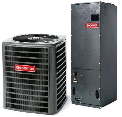 3.5 Ton Goodman 16 SEER R 410A Air Conditioner Split System