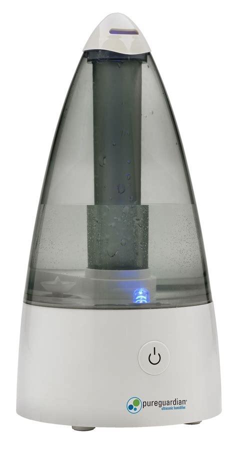 pureguardian hs  hour ultrasonic cool mist humidifier