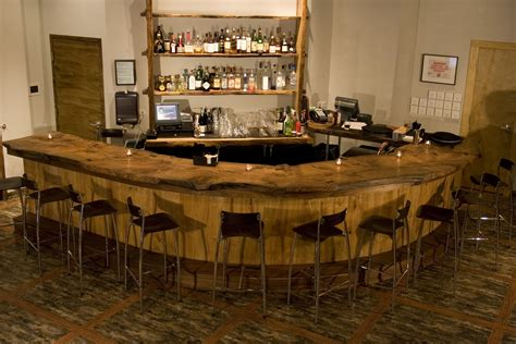 bar countertop ideas bunch ideas of devos custom woodworking slab walnut wood