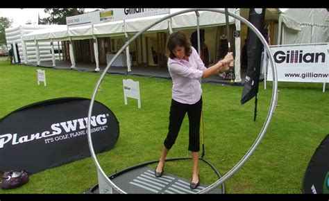 swing fast planeswing golf training system excels ladies golf shoppe