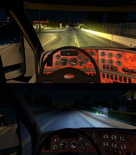 Truck Lights by Ats 16 Truck Lights Pack Ats Truck Simulator 2 Mods