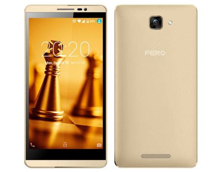 fero royale y1 lte full specifications, key features and