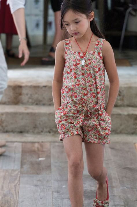 defile young models love d 233 fil 233 summer 2013 girls kids style divina mini