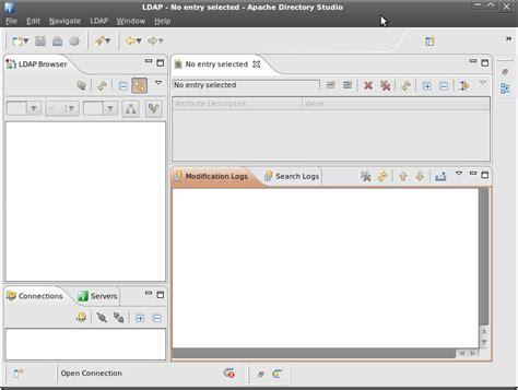 tutorial ldap linux ldap apache directory studio a basic tutorial linux