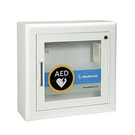 Physio Control AED Wall Cabinet