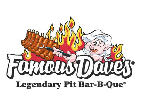 Famous Dave S Gift Card - famous dave s bbq lake delton
