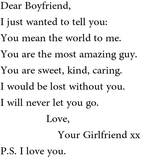 cute quotes cute sayings to tell your boyfriend how much