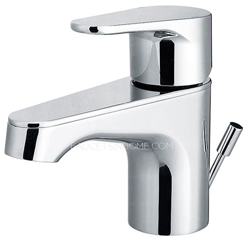 single hole faucet bathroom sink best brass single hole sink faucet bathroom pulling overflow