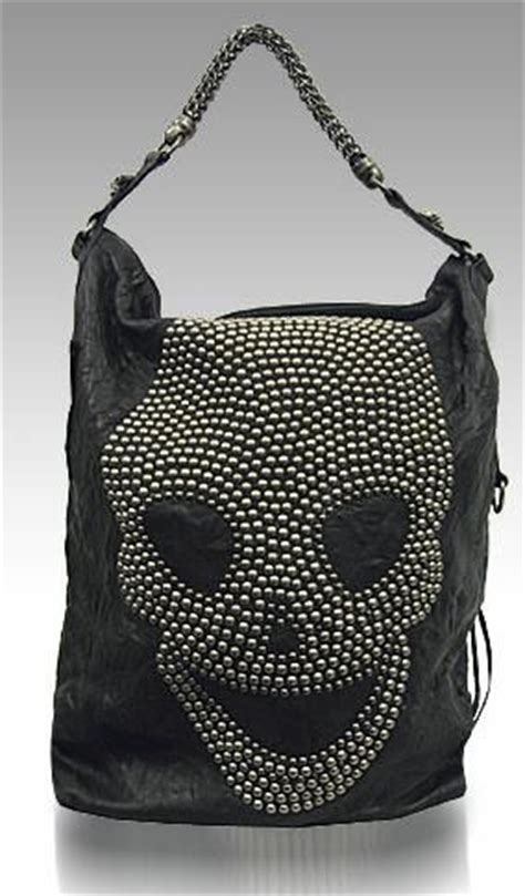 Chic Wylde Bag Of Tricks by Rock N Roll Style Skull Studded Bag By Wylde