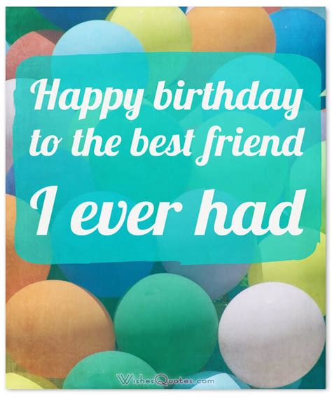 best wishes to a friend heartfelt birthday wishes for your best friends with