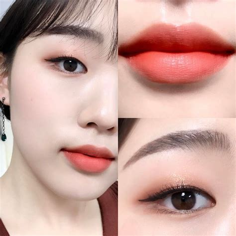 tutorial make up natural muviza korean make up look korean eye make up natural look