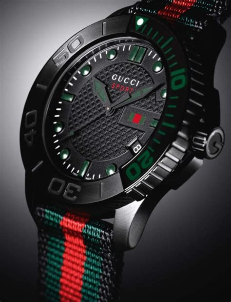 gucci sport collection cool watches