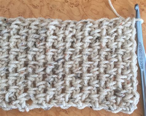 crochet pattern simple scarf easy crochet scarf free pattern using moss stitch