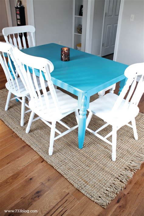blue dining room table blue dining room table inspiration made simple