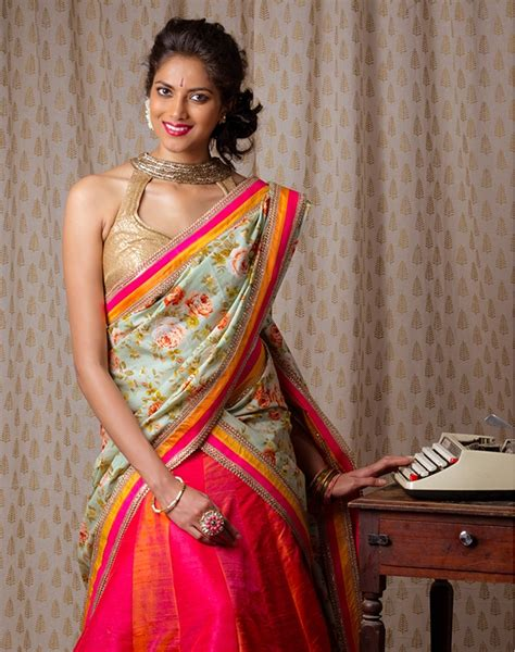 latest half sarees designs 2016 half saree 2016 ready designer bhargavi art by shiv
