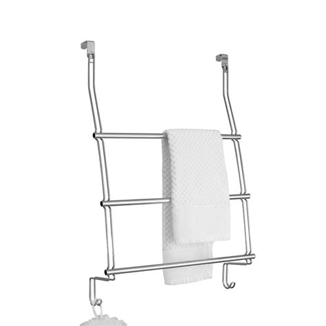 Shower Door Towel Rack Interdesign 69110 Shower Door Towel Rack