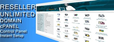 cpanel reseller hosting unlimited domain  instant